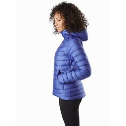 Cerium LT Hoody Women's Helix Side View