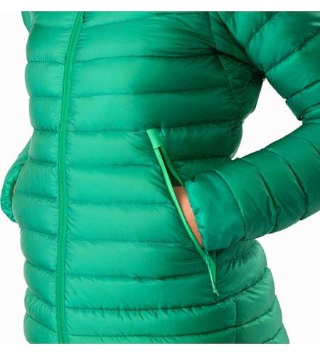 Cerium LT Hoody Women's Levitate Hand Pocket