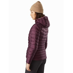 Cerium LT Hoody Women's Rhapsody Back View