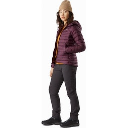 Cerium LT Hoody Women's Rhapsody Full View