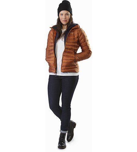 Cerium LT Hoody Women's Rhassoul Open View