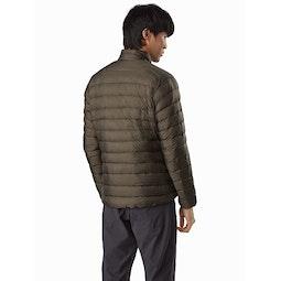Cerium LT Jacket Dracaena Back View