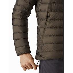 Cerium LT Jacket Dracaena Hem Adjuster