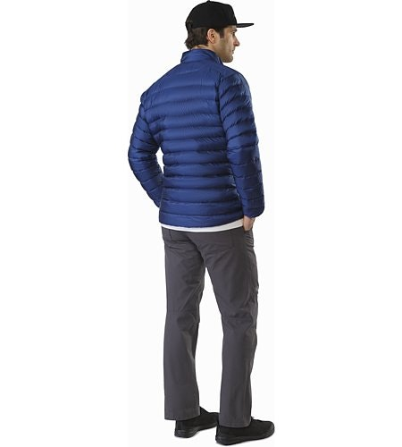 Cerium LT Jacket Triton Back View