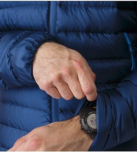 Cerium LT Jacket Triton Elastische Bündchen