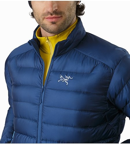Cerium LT Jacket Triton Open Collar