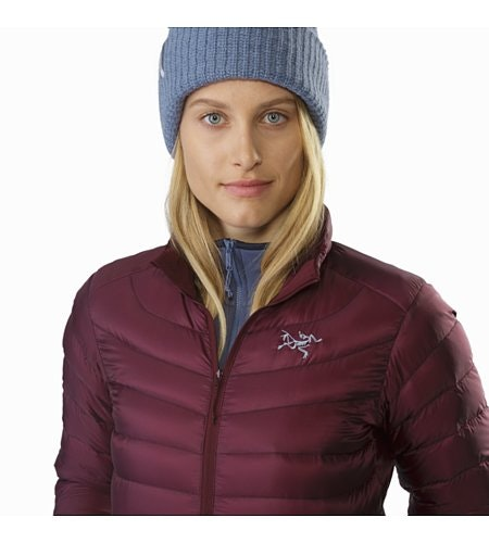 Cerium LT Jacket Women's Crimson Collar