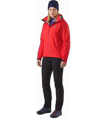 Cerium LT Jacket Women's Dahlia Outfit 2