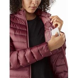 Cerium LT Jacket Women's Momentum Internal Security Pocket