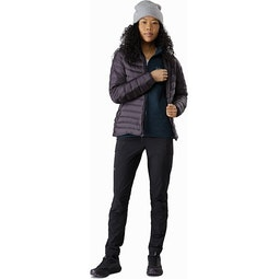Cerium LT Jacket Women's Whiskey Jack Full Body