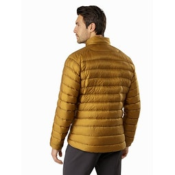 Cerium LT Jacket Yukon Back View