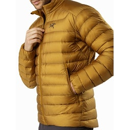 Cerium LT Jacket Yukon Hand Pocket