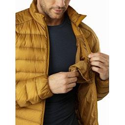 Cerium LT Jacket Yukon Stuff Sack