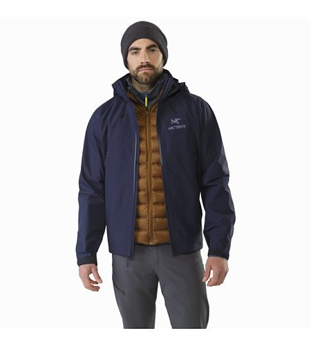 Cerium LT Vest Caribou Outfit