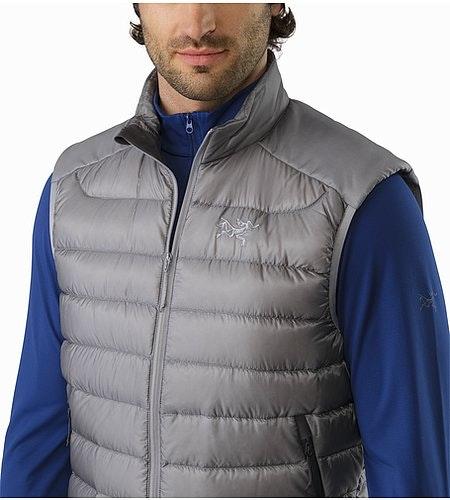 Cerium LT Vest Smoke Oprn Collar