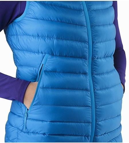 Cerium LT Vest Women's Baja Hand Pocket 2