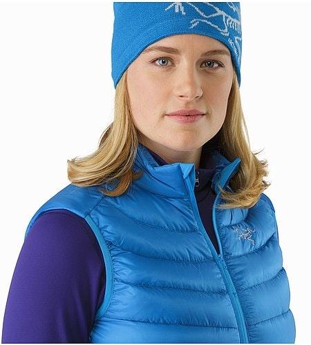 Cerium LT Vest Women's Baja Open Collar 2