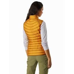 Cerium LT Vest Women's Quantum Back View
