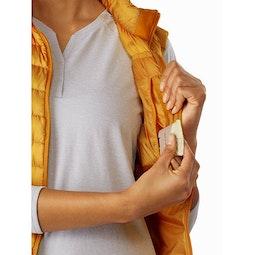 Cerium LT Vest Women's Quantum Internal Security Pocket