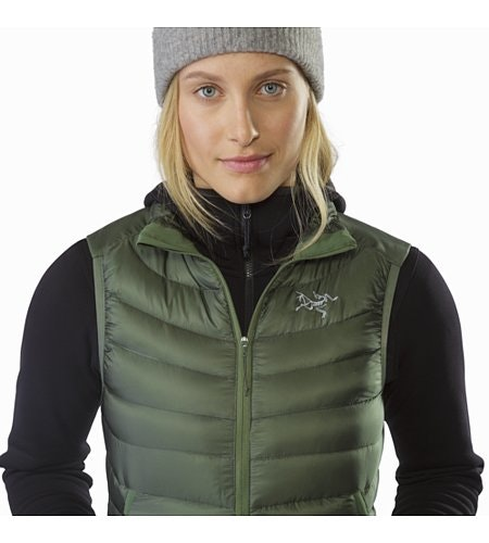 Cerium LT Vest Women's Shorepine Collar