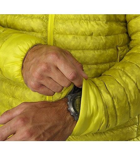 Cerium SL Hoody Lichen Stretch Cuffs