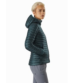 Cerium SL Hoody Women's Astral Side View