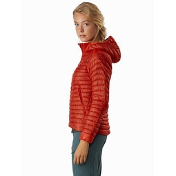 Cerium SL Hoody Women's Hyperspace Side View