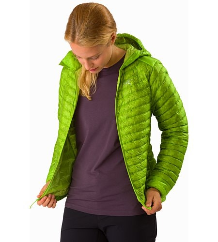 Cerium SL Hoody Women's Utopia Open View