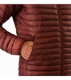 Cerium SL Jacket Redox Hand Pocket