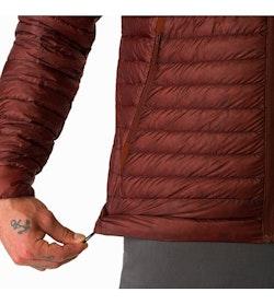 Cerium SL Jacket Redox Hem Adjuster