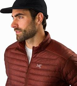 Cerium SL Jacket Redox Open Collar