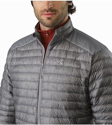 Cerium SL Jacket Smoke Open Collar