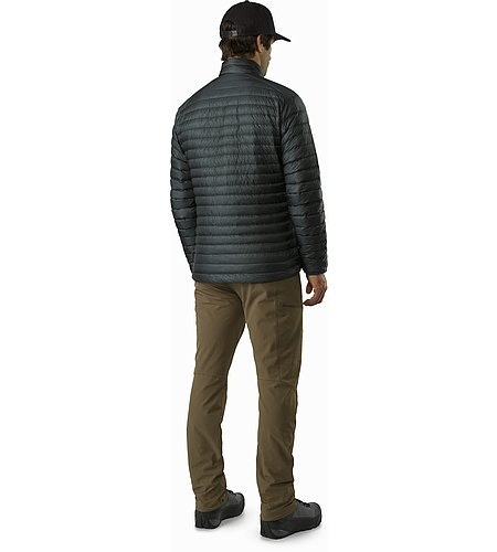 Cerium SL Jacket Zevan Back View