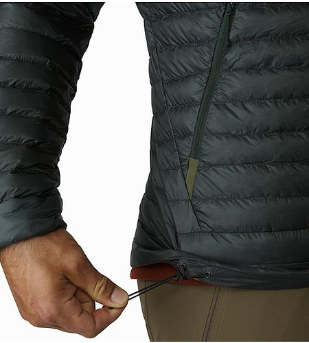 Cerium SL Jacket Zevan Hem Adjuster