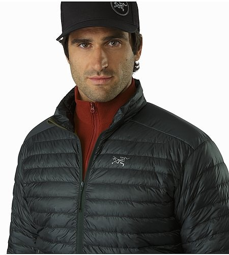 Cerium SL Jacket Zevan Open Collar