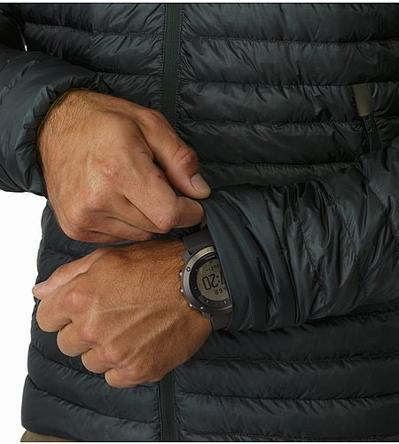 Cerium SL Jacket Zevan Stretch Cuffs