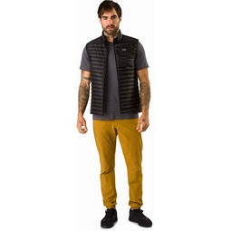 Cerium SL Vest Black Open View