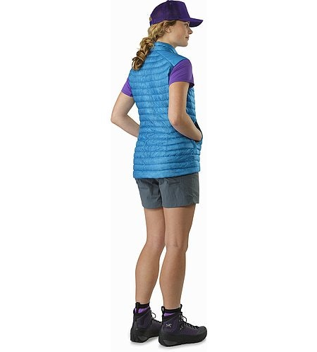 Cerium SL Vest Women's Baja Back View