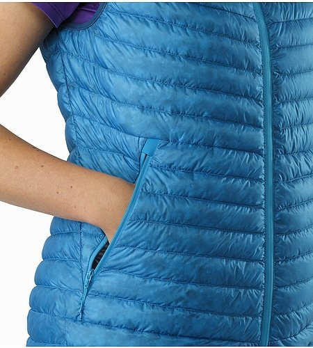 Cerium SL Vest Women's Baja Hand Pocket