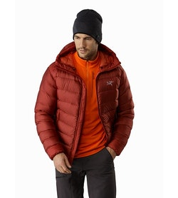 Cerium SV Hoody Infrared Open View