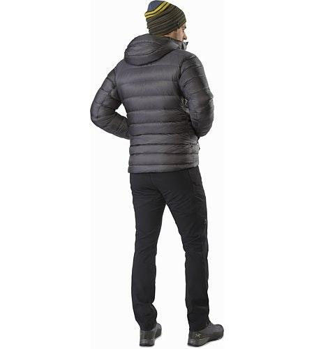 Manteau à capuchon Cerium SV Pilot Vue de dos
