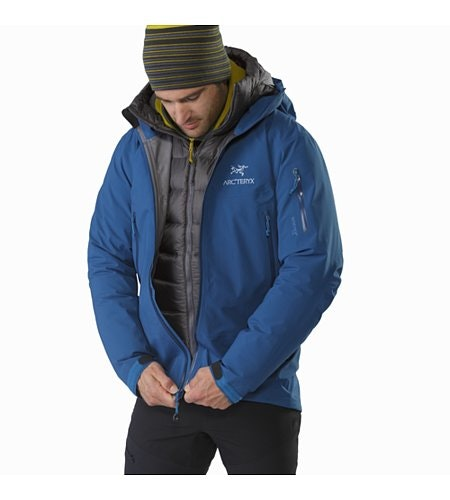 Cerium SV Hoody Pilot Front View Outift