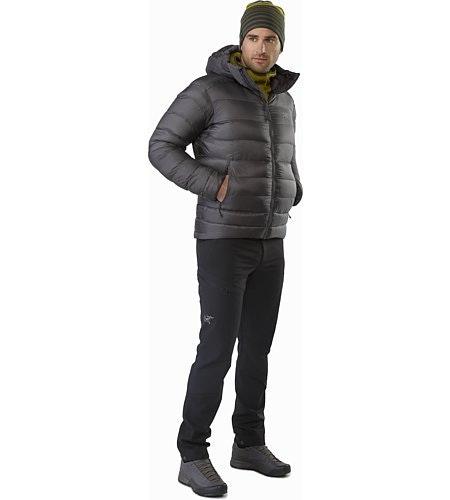Manteau à capuchon Cerium SV Pilot Vue de face