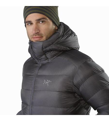 Manteau à capuchon Cerium SV Pilot Capuchon Vue de face