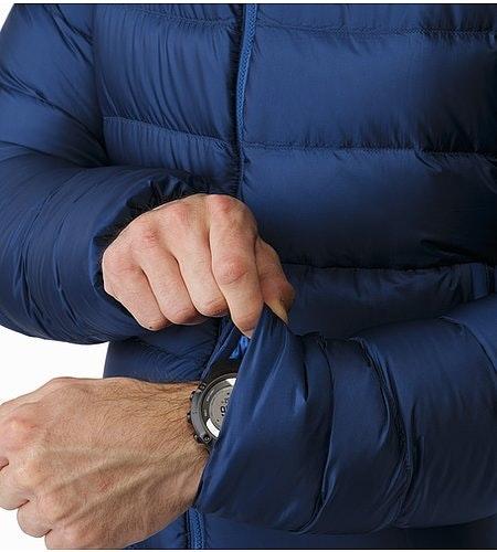 Cerium SV Hoody Triton Elasticized Cuffs