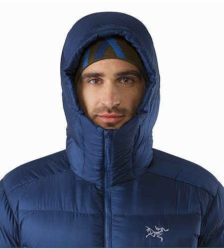 Cerium SV Hoody Triton Hood Front View