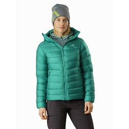 Cerium SV Hoody Women's Illusion Front View