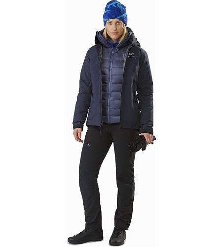 Cerium SV Hoody Women's Nightshadow Outfit