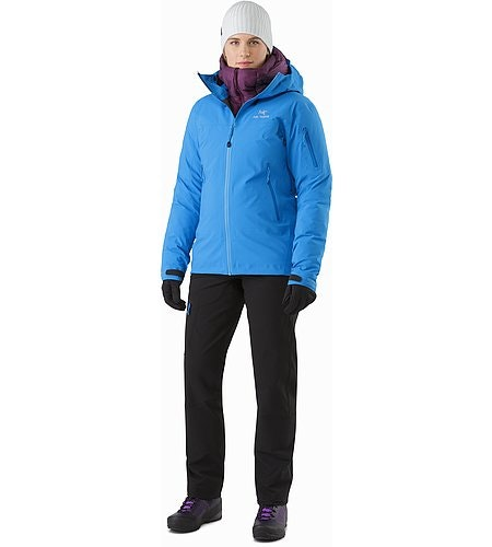Cerium SV Hoody Women's Purple Reign Outfit 2