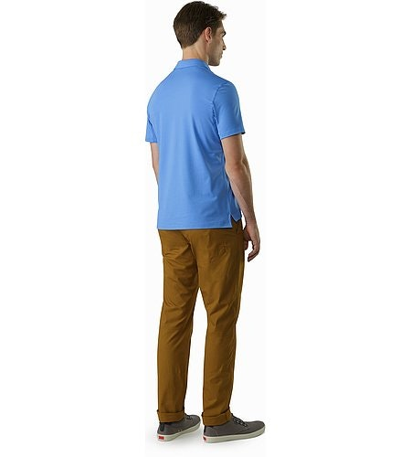 Chilco Polo Shirt SS Rayleigh Back View